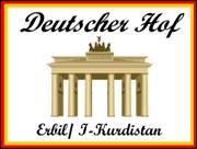 Deutscher Hof Erbil Logo